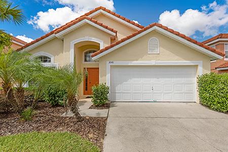 Florida Vacation Villa 4 bedroom rental